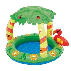 Bazén Bestway® 52179, 99x91x71 cm, Friendly Jungle Play Pool, nafukovací