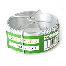 Drot Garden Wire Zn 1,50 mm, L-030 m, SC, cievka