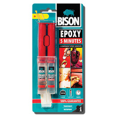 Lepidlo Bison Epoxy 5 minutes, 24 ml