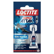Lepidlo Loctite® Super Attak SOS Repair, 1.5 g