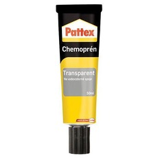 Lepidlo Pattex® Chemoprén Transparent, 50 ml